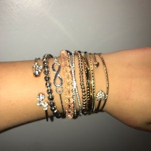Jewelry - bracelet bundle